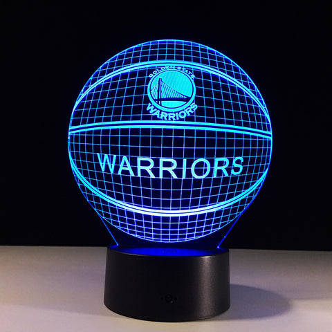 NBA Touch 3D Table Lamp