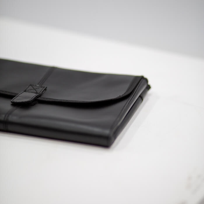 Baby Mat Black - Aurelius Leather