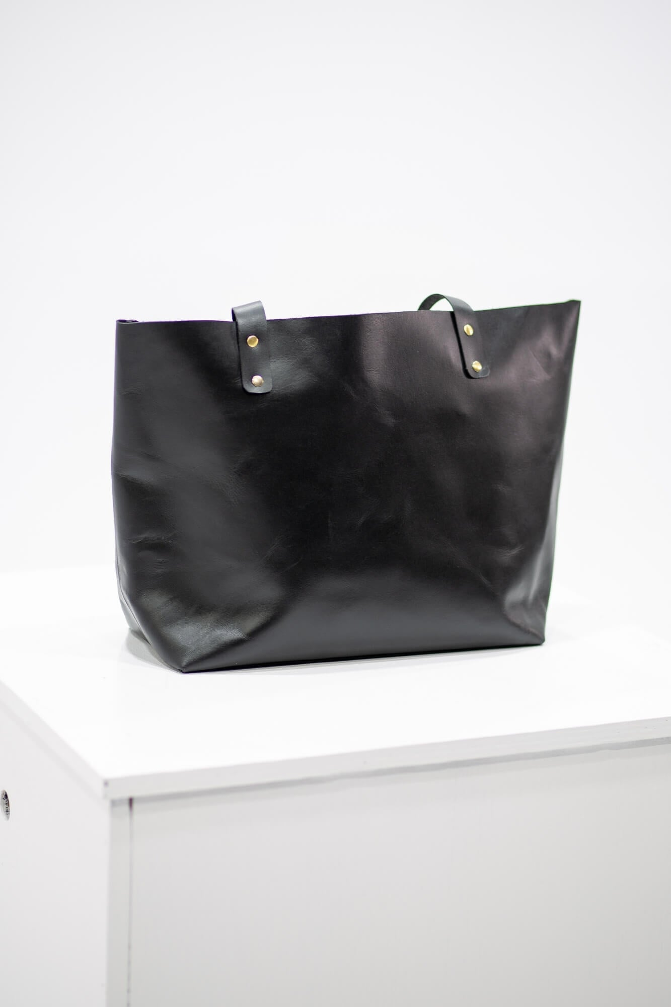 Felix Leather Tote mini