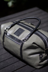 Maddox Overnight Travel Leather bag