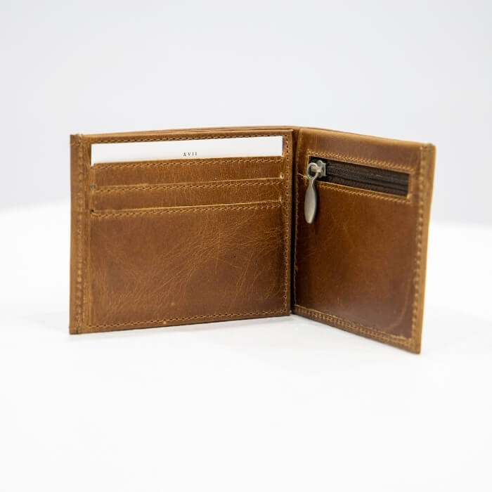 Leather Wallet Chase - Aurelius Leather