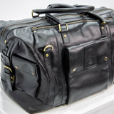 Rufus Travel Leather Bag - Aurelius Leather