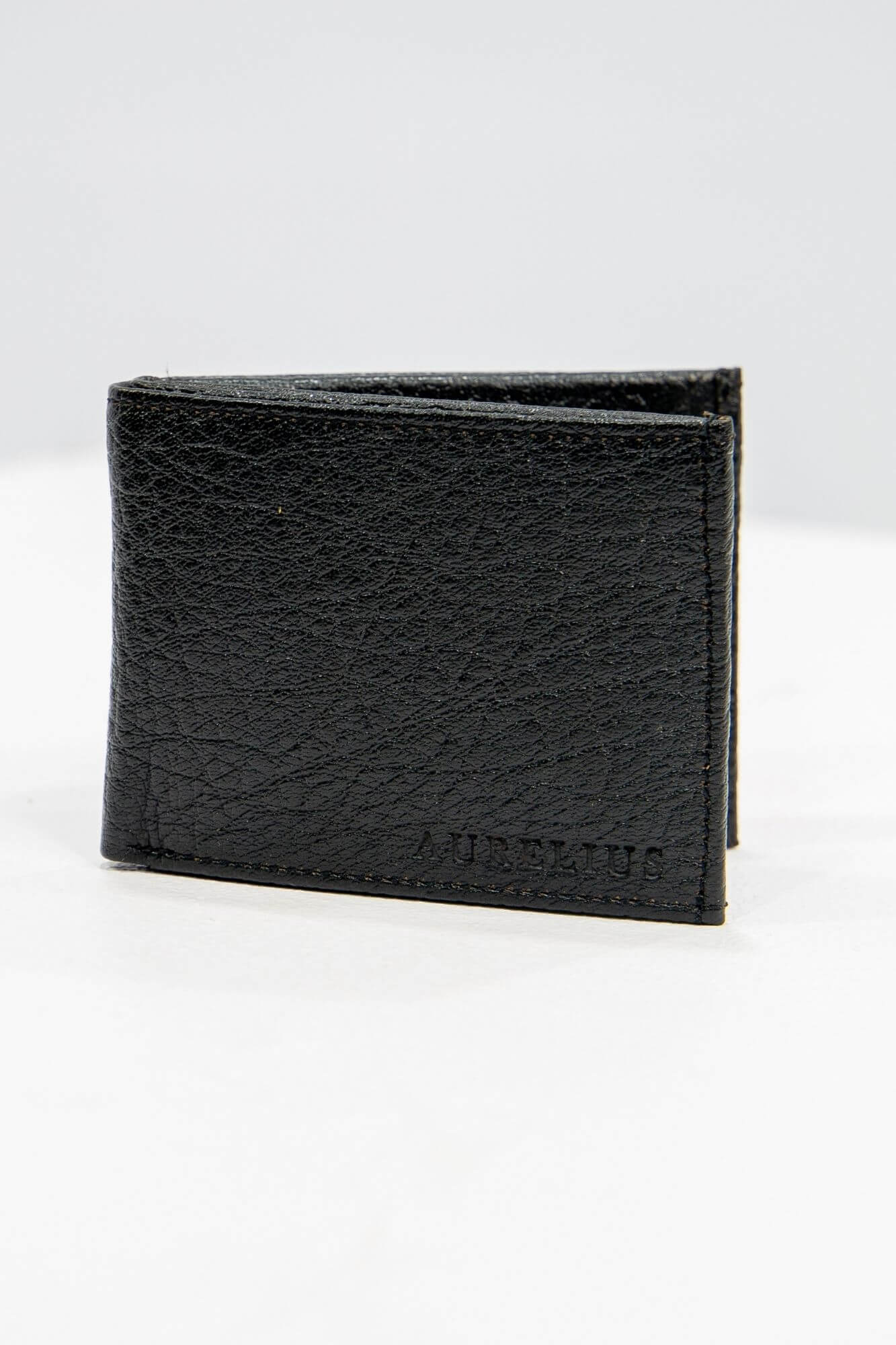 Leather Wallet Leo - Aurelius Leather