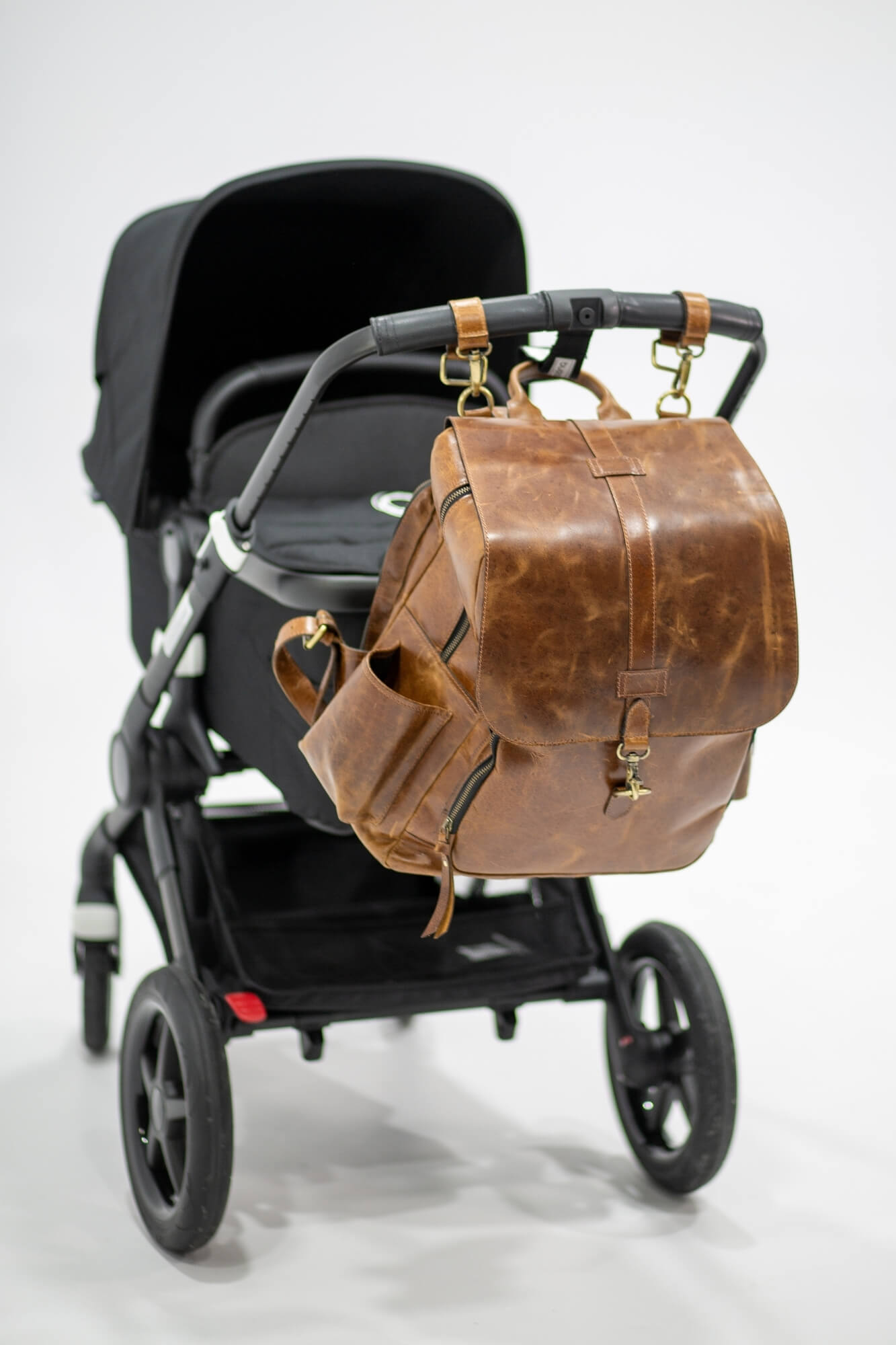 Baby Backpack Oscar - Aurelius Leather