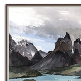 Torres Del Paine Chile - Aurelius Leather