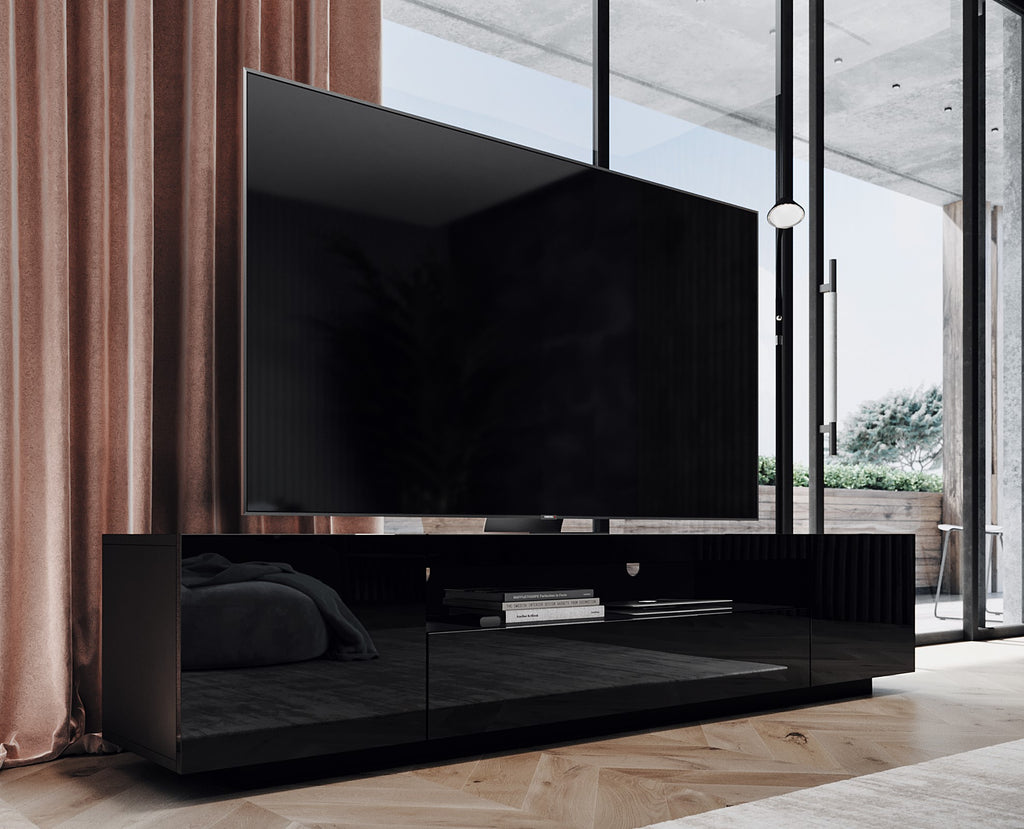 SAMSO TV Cabinet & media unit in Black