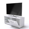 Billund TV Stand - White for TVs up to 45""