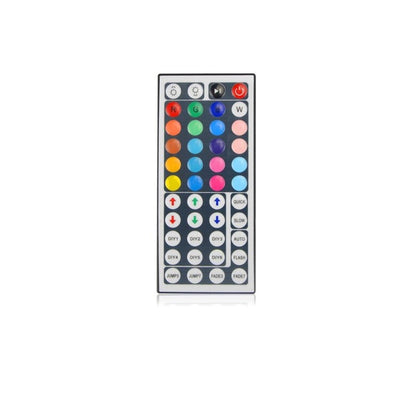 Multi-color LED Lighting with Remote (RGB)