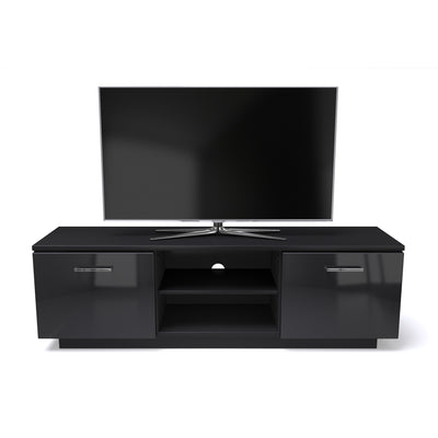 Roskilde TV Cabinet - Black for TVs up to 70""