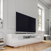 Samso TV Stand - White for TVs up to 75""