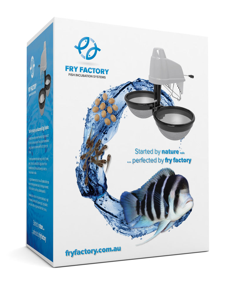 Fry Factory - Fish Incubation System.