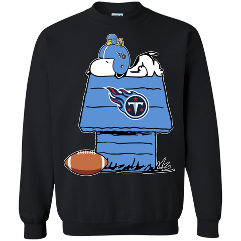 a051338f101e Tennessee Titans Snoopy And Woodstock Waiting For Football Season T-shirts  Long Sleeve Hoodies Sweatshirts