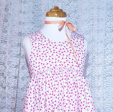 Pink Flamingo racer dress