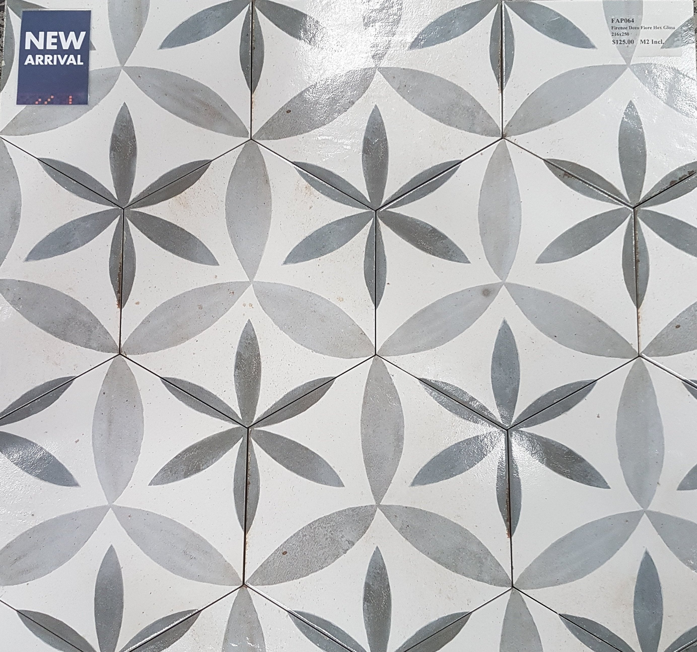 Firenze deco hex 216 x 250