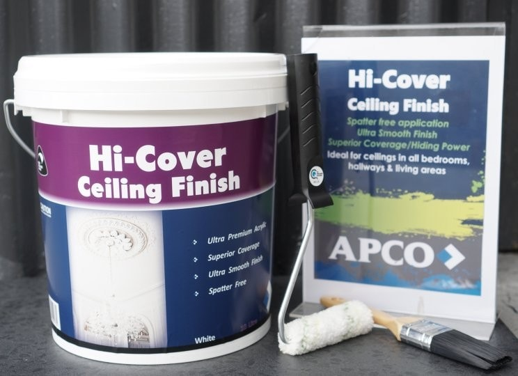 Hi Cover Ceiling Paint