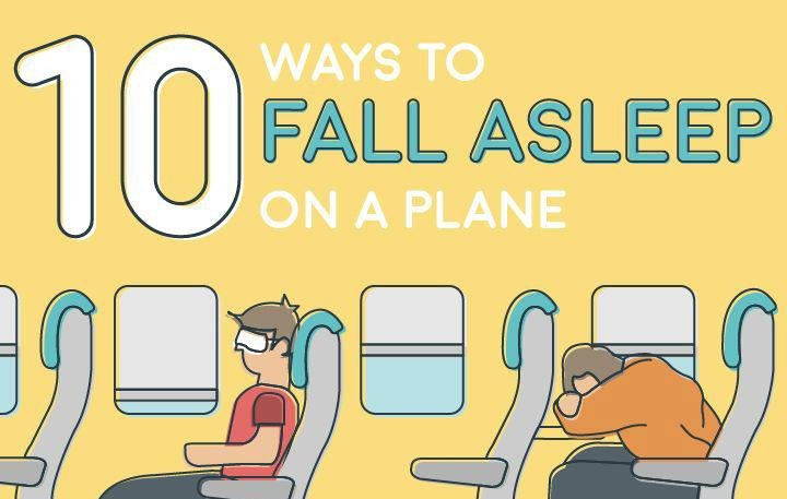 Travel Tips: 10 Ways To Fall Asleep On A Plane | Gravel