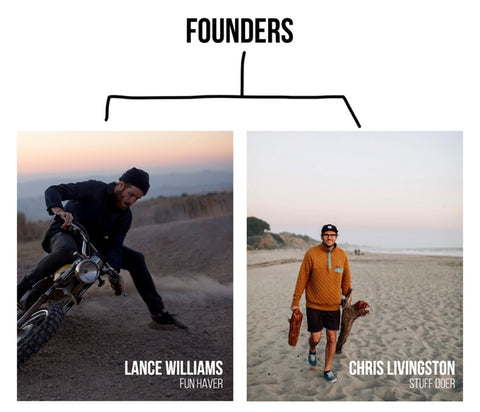 How did Gravel begin? How did they launch their toiletry bag? Chris and Lance are the founders of Gravel. They launched on Kickstarter and were able to launch their business.