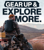 Gear up and explore more