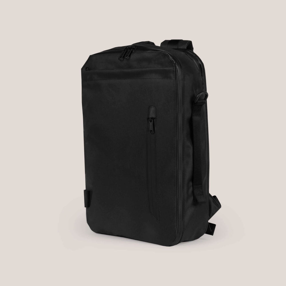 11L Day Bag - Gravel - 11 Liter Backpack closed