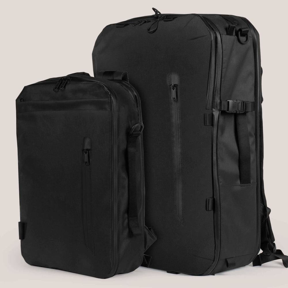 Load image into Gallery viewer, BUNDLE | 42L Backpack & 11L Day Bag - Gravel - BUNDLE | 42L Backpack & 11L Day Bag