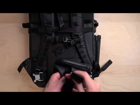 Load and play video in Gallery viewer, 2 Liter Sling Belt Overview Video