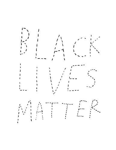 (print at home) BLM for kids