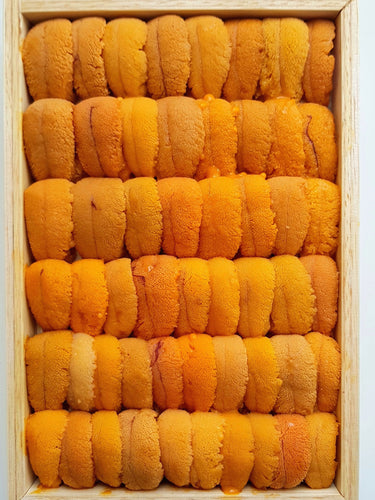 Bafun Uni Narabi Yellow Auction (A Grade) 250g