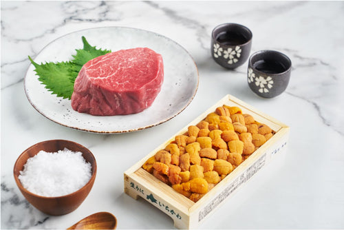 *Limited time Only* Mothers Day Special (Uni x Steak Promotion)