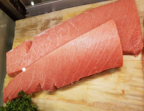Tuna, Chutoro (Medium Fatty Tuna) 中トロ