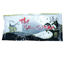 Sashimi Grade Yellow Tail Half Body Fillet, Hamachi Fillet - Frozen 1.3-1.5kg *Home Chef Level Product*
