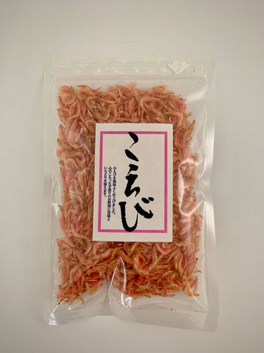 Dried Sakura Ebi (For Rice & Pasta) - 40g 干しさくら海老