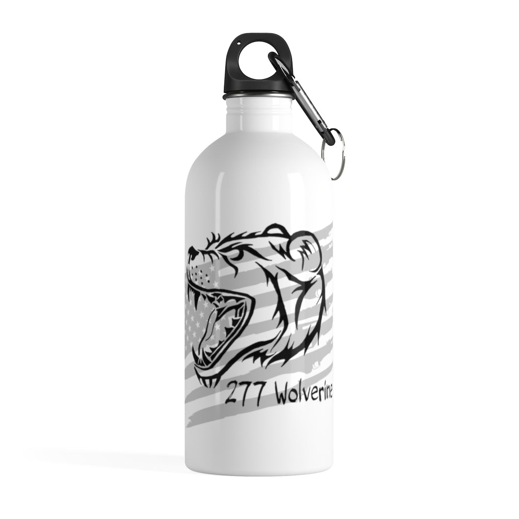 277 Wolverine Stainless Steel Water Bottle
