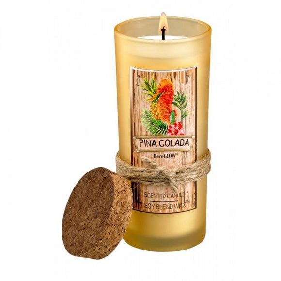Pina Colada Highball Scented Candle