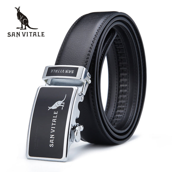 2017 new Brand fashion men's belts for male real leather straps luxury designer waistband for clothing high quality freeshipping