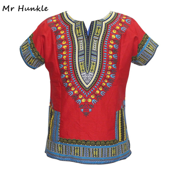 Dashiki Dress African Print Traditional African clothing Mens African clothing MH0048