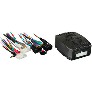 Axxess Gmos-lan-29 Amplified Onstar Interface For 2006 & Up Gm Vehicles