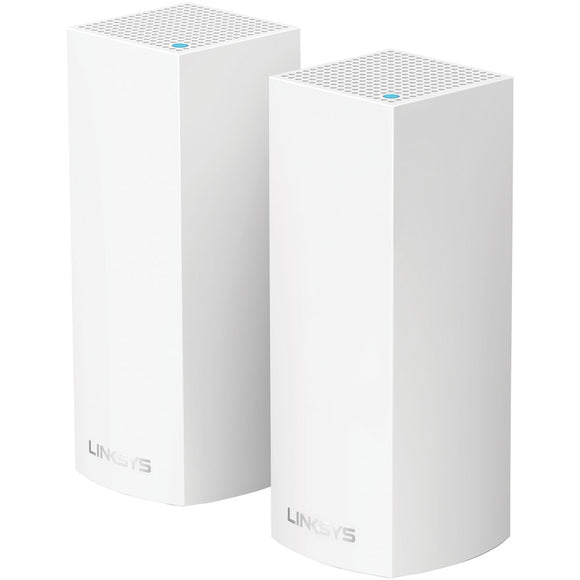Linksys Velop Whole-home Mesh Wi-fi System 2 Pk