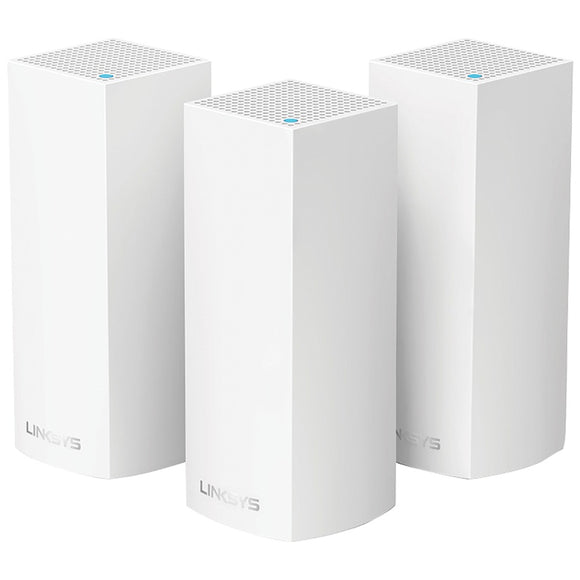 Linksys Velop Whole-home Mesh Wi-fi System 3 Pk