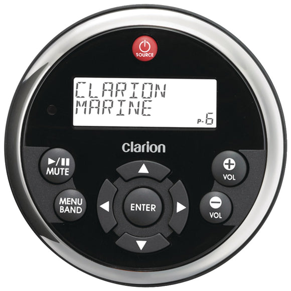 Clarion Wired Marine Lcd Remote