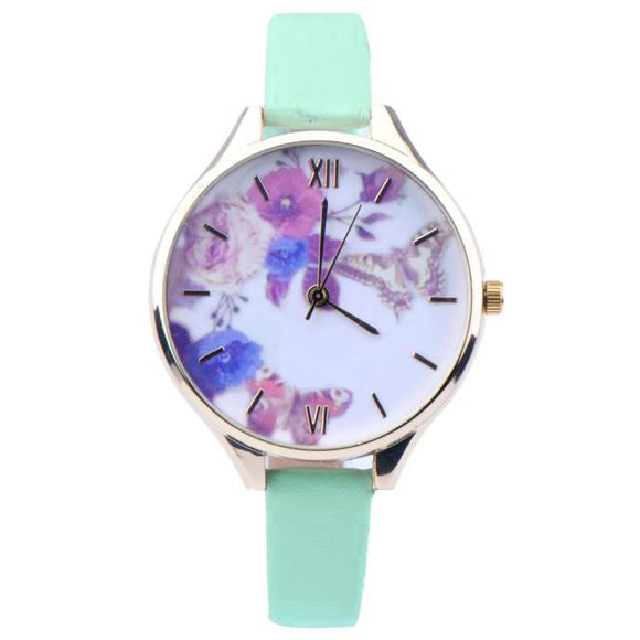 Women Analog Quartz Dial Wrist Watch