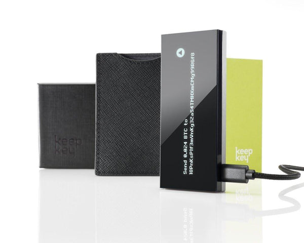 KeepKey The Simple Bitcoin Hardware Wallet