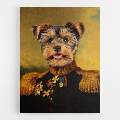 Dog General Canvas