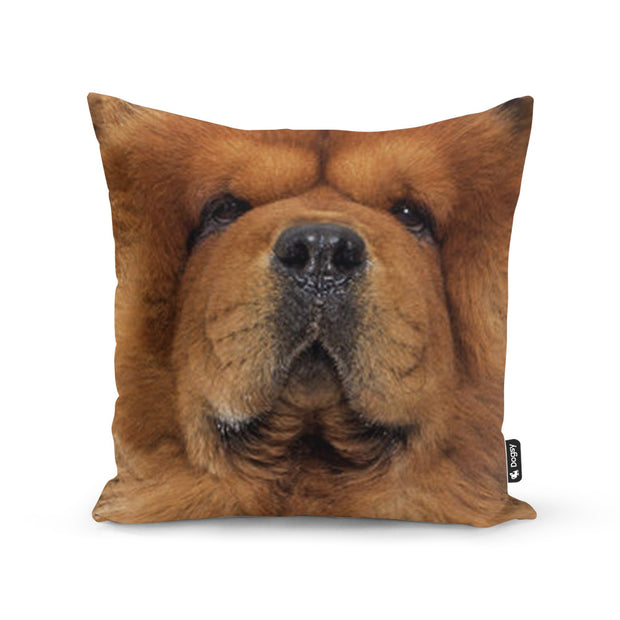 Your Dog Face Splat Cushion