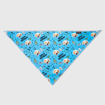 Top Dog Birthday Bandana