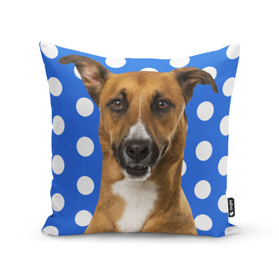 Your Dog Pattern Cushion