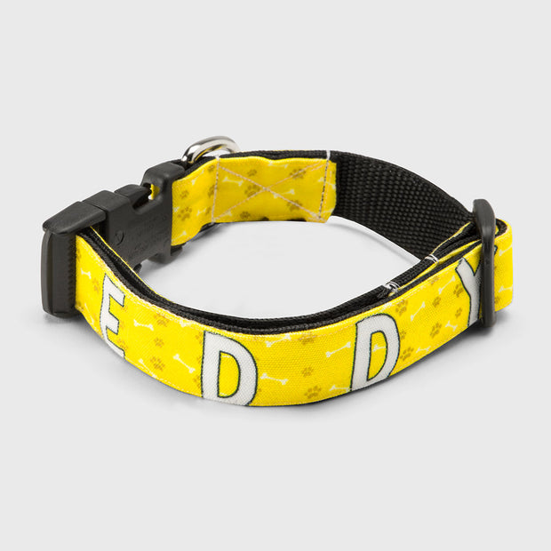 Your Dog Name Collar