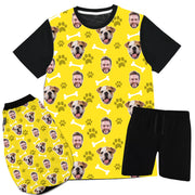 Dog & Owner Mens Matching Pyjamas Set