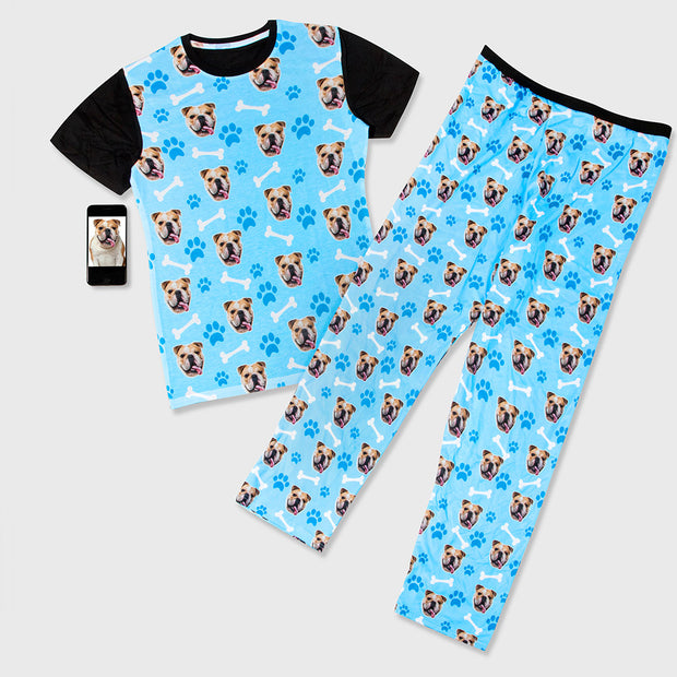 Dogsy Colour Mens Pyjama Set