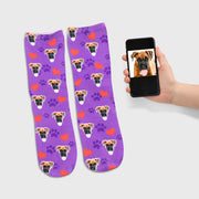 Your Dog Heart Socks