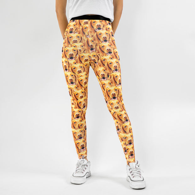 Your Dog Mash Up Leggings